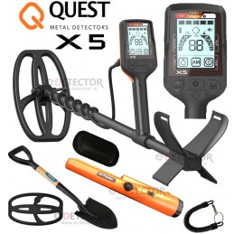 QUEST X5 (Pointer+Pala)