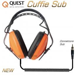 CUFFIA WATERPROOF PER QUEST...