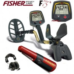 FISHER F75  PLUS
