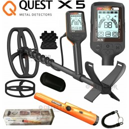 PROMO QUEST X5 (Pointer GP...