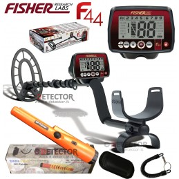 FISHER F44 + POINTER