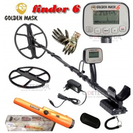 Golden Mask Finder 6  Lite+...