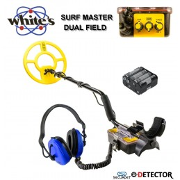WHITE'S SURF MASTER DUAL FIELD